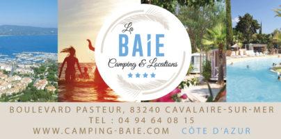 Camping La Baie Cavalaire